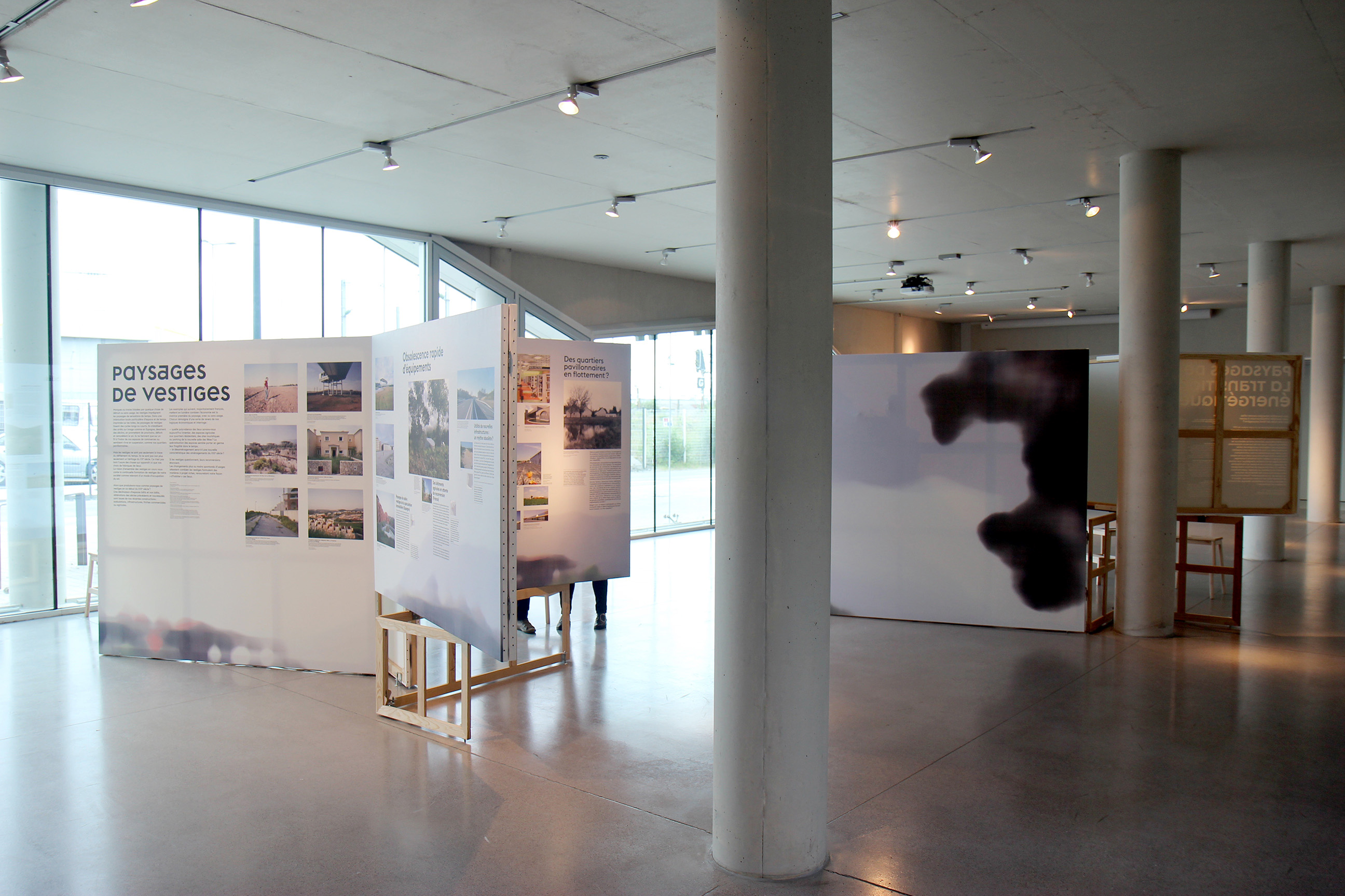 Expo Paysages XXIe siècle